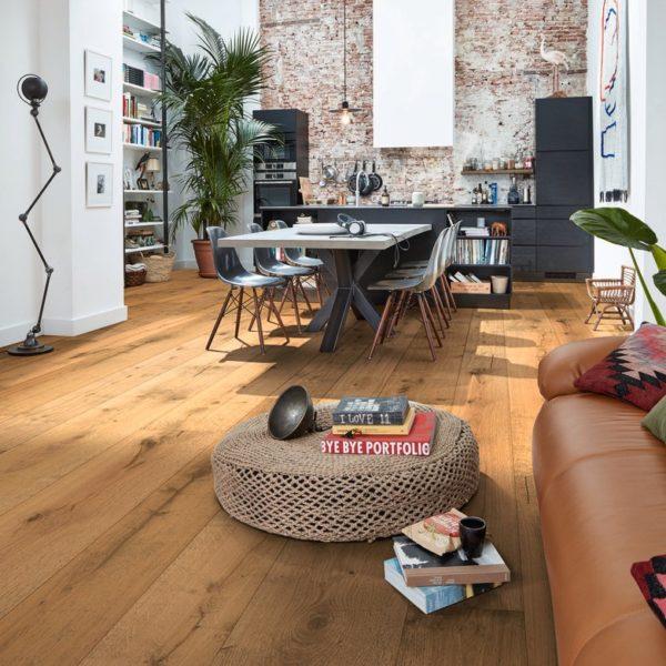 Vloeren van hout
